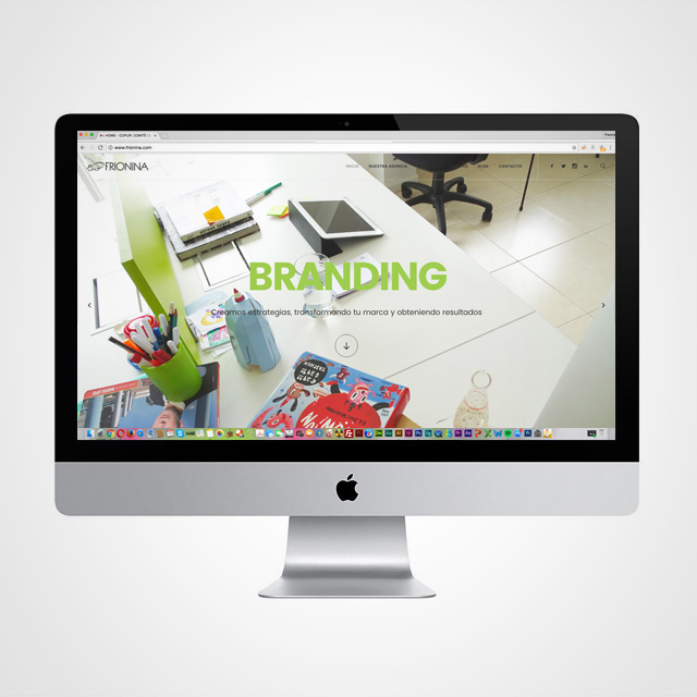 Frionina: Agencia de Marketing Digital, Publicidad y Diseño